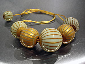Hollow Beads (taught with Christine Dumont's kind permission)